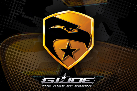 GI Joe movie logo - falcon, logo, movie, gi joe