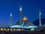 Faisal_Mosque-Islamabad