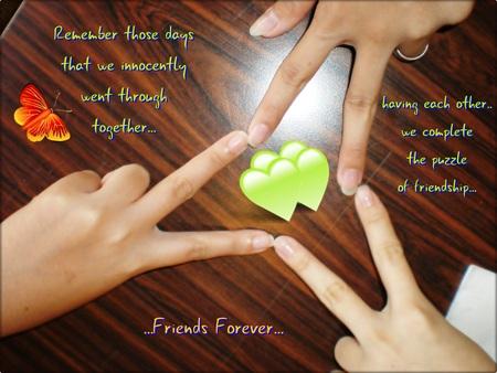 Friend Love Fingernail Friendship
