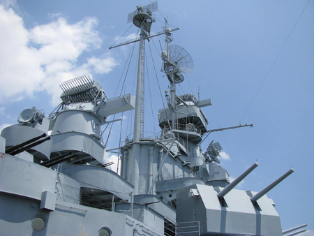 Battleship Alabama - battleship, battleship alabama, navy, alabama