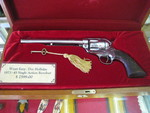 Wyatt Earp and Doc Holliday Single Action Revolver