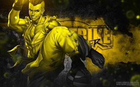 Sean-Street Fighter - Street Fighter & Video Games