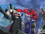 Optimus Prime vs Megatron