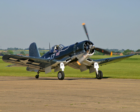 FG-1D Corsair - fg-1, ww2, fg1d, fg1, chance, airplane, plane, antique, f4f, vought, corsair, wwii, fg-1d, classic