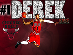 DEREK ROSE MVP #1