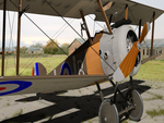 "Sopwith Camel ""Grounded"""