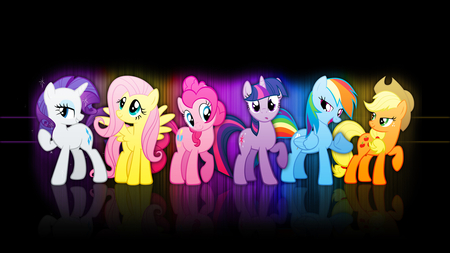 My Little Pony Crew - pony, little, my, flutter shy