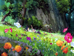 beautiful scenery arietty