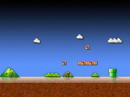 Super Mario Bros 3d Mario Video Games Background