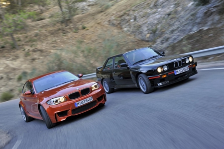 BMW - Old vs New - m3, 1 series m, performance, bmw