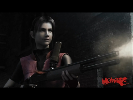 Claire Redfield - redfield, claire, evil, degeneration, resident