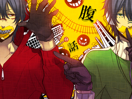картинки аниме матрешка: