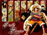 Luffy Pirates