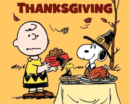 Peanuts Thanksgiving Fantasy Abstract Background Wallpapers On