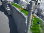Sonic Drifting