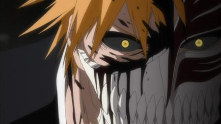 Vizard ichigo bleach anime background wallpapers on desktop nexus image 873193 - Ichigo vizard mask ...