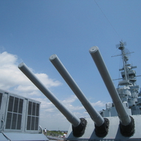 Battleship Alabama