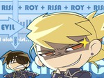 riza and roy