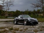 Porsche 911 Turbo Black
