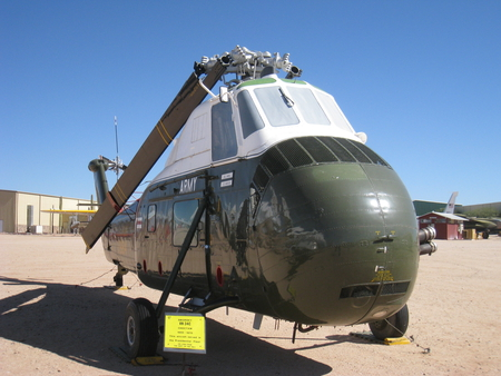 Pima Air and Space Museum - pima air, helo, chopper, helicopter