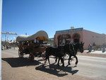 Tombstone Street Scene