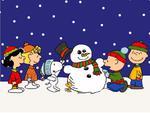 Peanut's Snowman