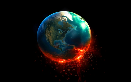 THE END OF THE WORLD 2012??? - doomsday, earth, the end, prediction