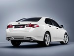 Honda Accord Diesel Type S Sedan 2009