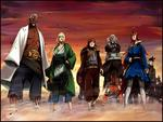 Five Kages