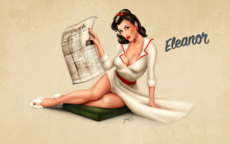 Pin-up girl - Other & Entertainment