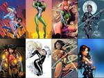 Comic's Women Mix