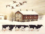 Cows, by Lowell Herrero