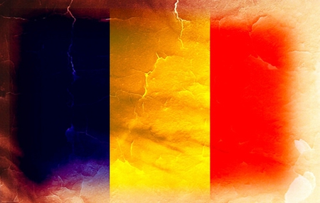 Romanian Flag Other Abstract Background Wallpapers On