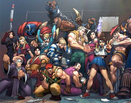 Street Fighter Alpha Street Fighter Video Games Background