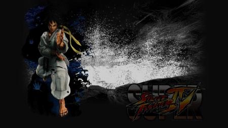 Street Fighter Sakura Street Fighter Video Games Background