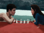 Twilight breaking dawn Edward Bella art by, sykolart