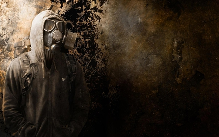 gasmask - soldier, gasmask, radiation, mask, poison, gas