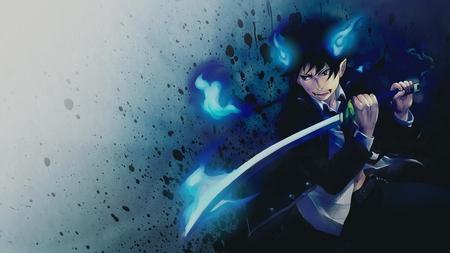Rin Okumura Other Anime Background Wallpapers On Desktop