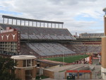 Darrell K. Royal Memorial Stadium Home of The Texas Longhorns