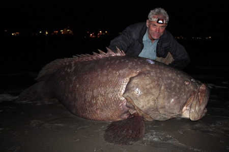 River Monsters - fish