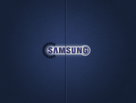 samsung leather wallpaper by kerem k.