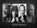 think differenct