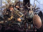 dwarves and their treasures