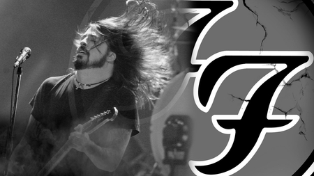Foo Fighters Dave Grohl Wallpaper