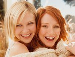 Kirsten Dunst and Bryce Dallas Howard