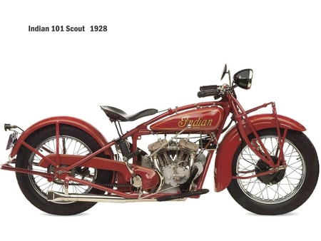 Indian bike - classic, indian bike, bike, old, red, wallpaper