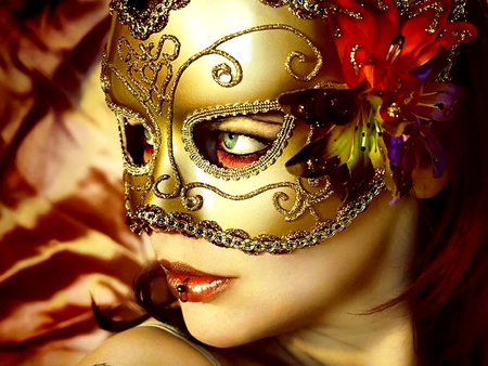 Masquerade Beauty