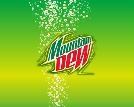 Mountain Dew Wallpaper - soda, lime, abstract, cool, beverage, mtn dew, bubbles, lemon, green, awesome, mountain dew