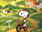 Snoopy and Friends_Country Ride