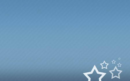 Stars In Blue Wallpaper 3d And Cg Abstract Background